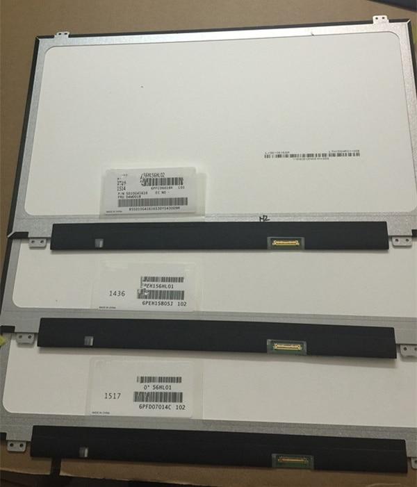 Slim IPS 30pin 15.6 For Acer V5-572G 573G 552 Lenovo Y50 Z510 G50-70 LCD Screen LTN156HL01 for lenovo y50 z510 g50 70 screen lcd screen panel display ltn156hl01 slim ips 30pin 15 6