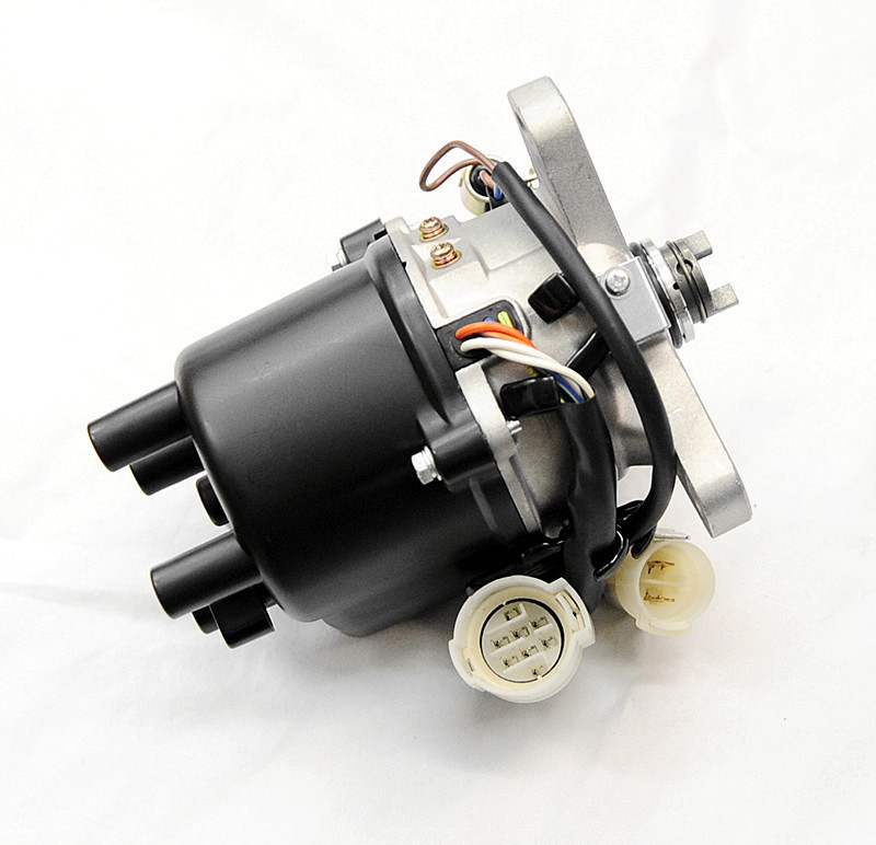 New Ignition Distributor For HONDA CIVIC CRX 1.6L D16A6 Prelude 2L 88 89 90 91