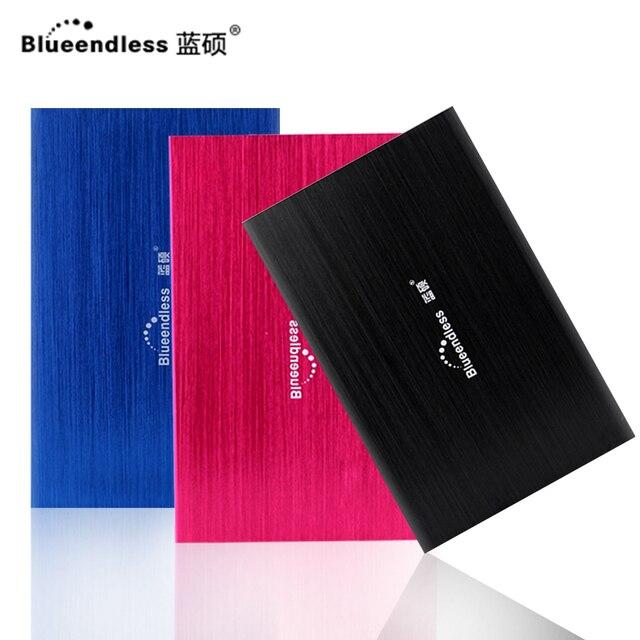 100% настоящее Портативный внешний жесткий диск 320 ГБ для Настольных и Портативных дисков HDD 320 ГБ