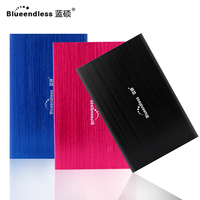 Portable External Hard Drive Storage 250GB Desktop And Laptop Disk Free Shipping