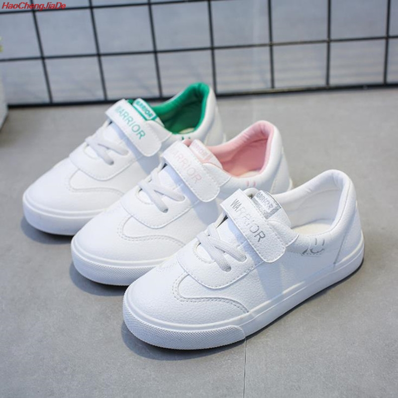 Kids Shoes Casual Footwear Children's Flattie Sneakers Small Foot Chaussure Enfant Fashion Soft Boys Girls Sneakers Shoes