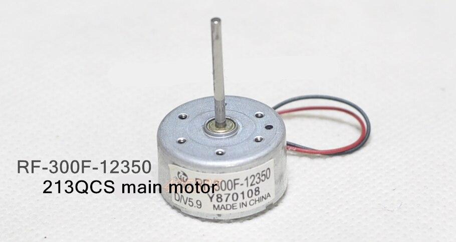 RF-300C-12350 DC 1.5V-6V 3V 5.9V 8500RPM Micro Round Solar Power Motor DIY Toy