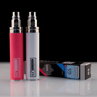 Original GS EGO II 2200mAh Battery Electronic Cigarette Vaporizer fill 2200/3200 Battery for 510 CE4 MT3 GS H2 Atomizers Vape