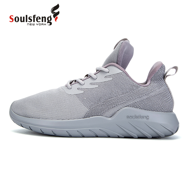 f75d00c21ac Soulsfeng Γυναικεία μαξιλάρι τρέχοντας παπούτσια Αθλητικά παπούτσια ...