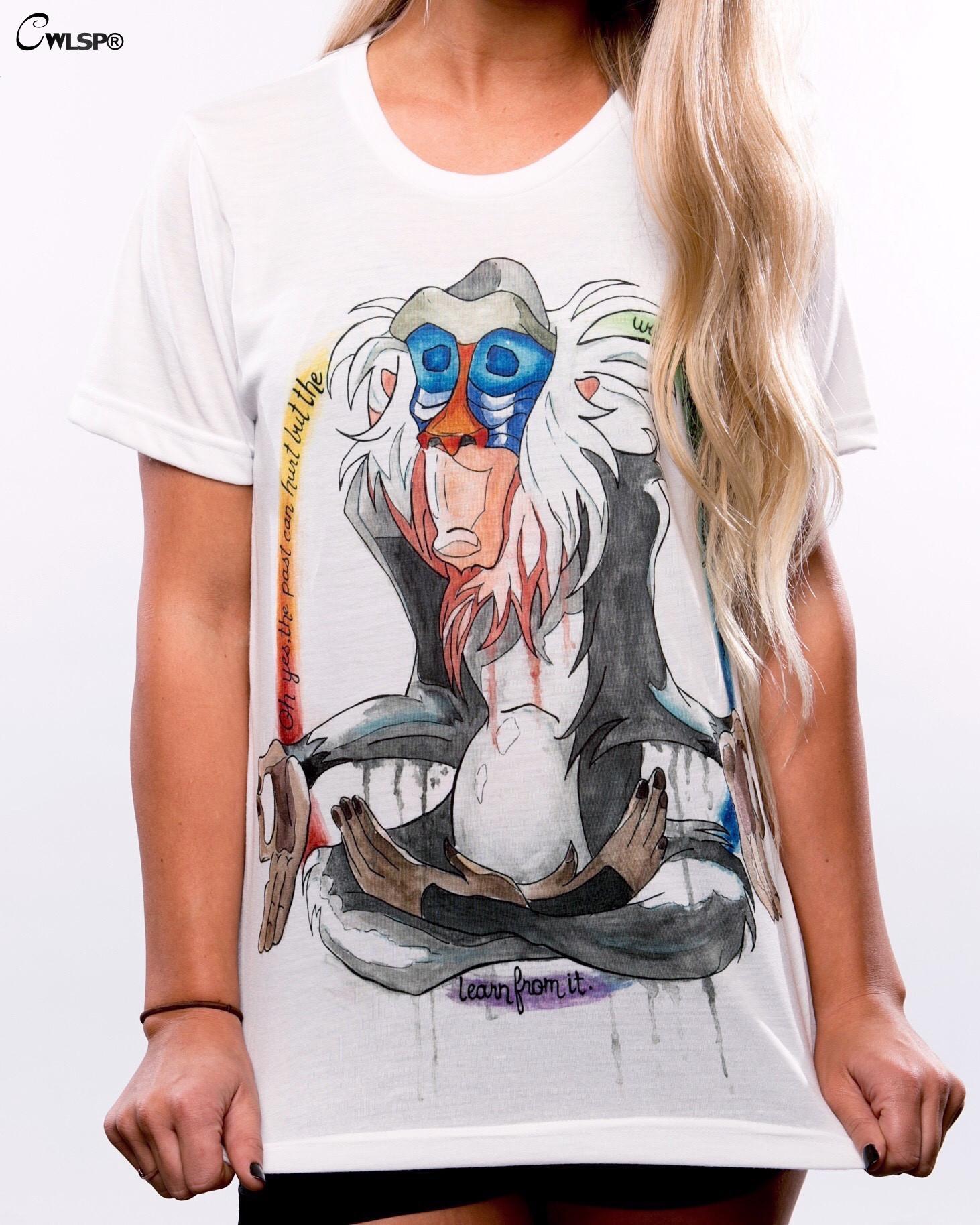 HTB1L3wxKXXXXXa1XXXXq6xXFXXXO - Summer Colorful Printed T shirt Women Fashion Letter Short Sleeve