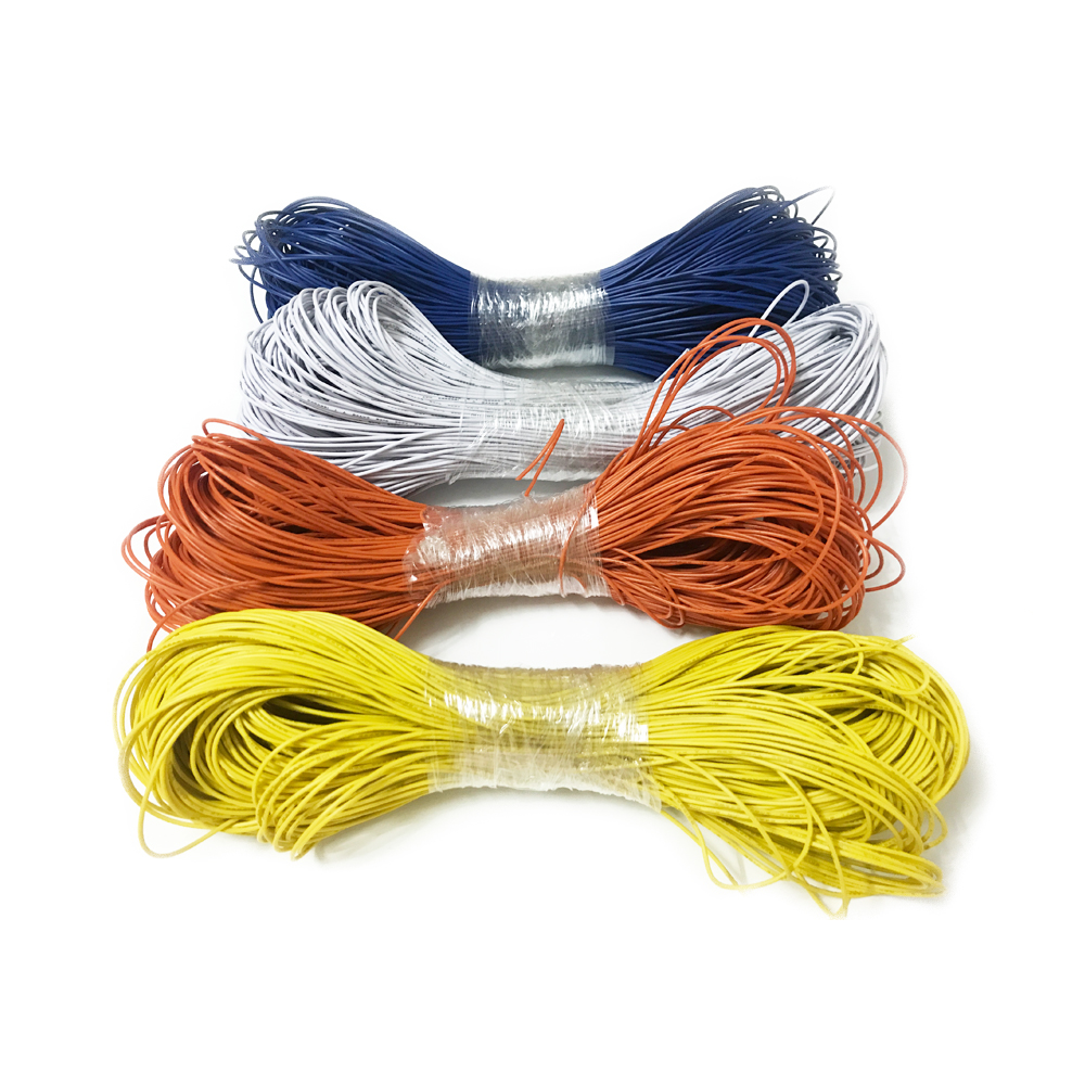 Ul1007 Flexible Stranded Of Awg24 Heat Wire 100 Meters Power Cord Wiring Extension Cable Heating Copper Connector In Wires Cables From Lights