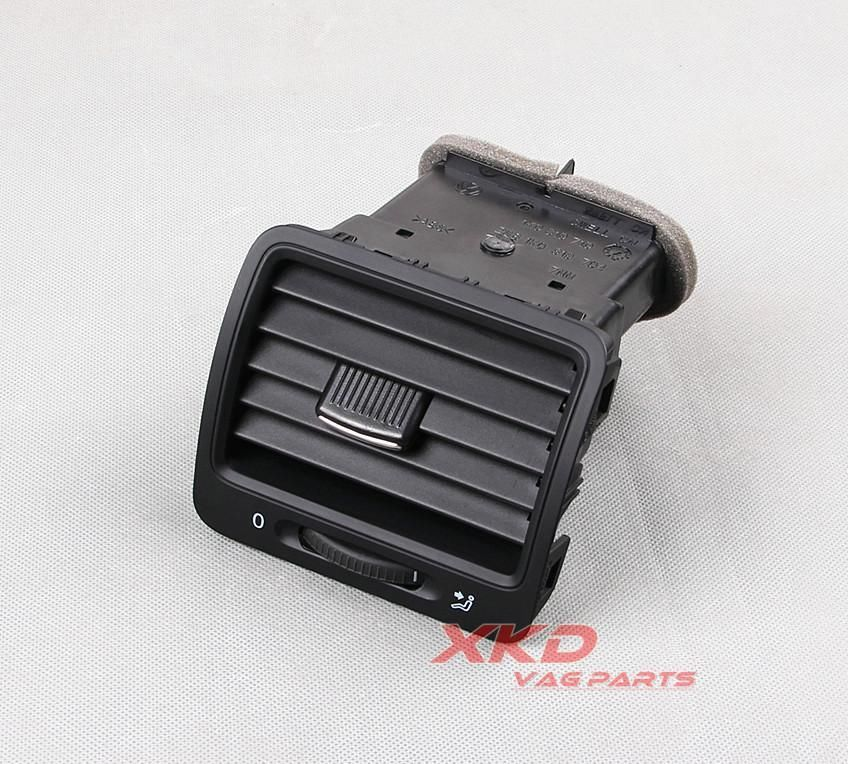 OEM New Front Dashboard Right Air Outlet Vent VW Jetta Golf GTI Rabbit MK5 1K0 819 710 / 704 B D - XKD_Auto parts International trade Co.,Ltd. store