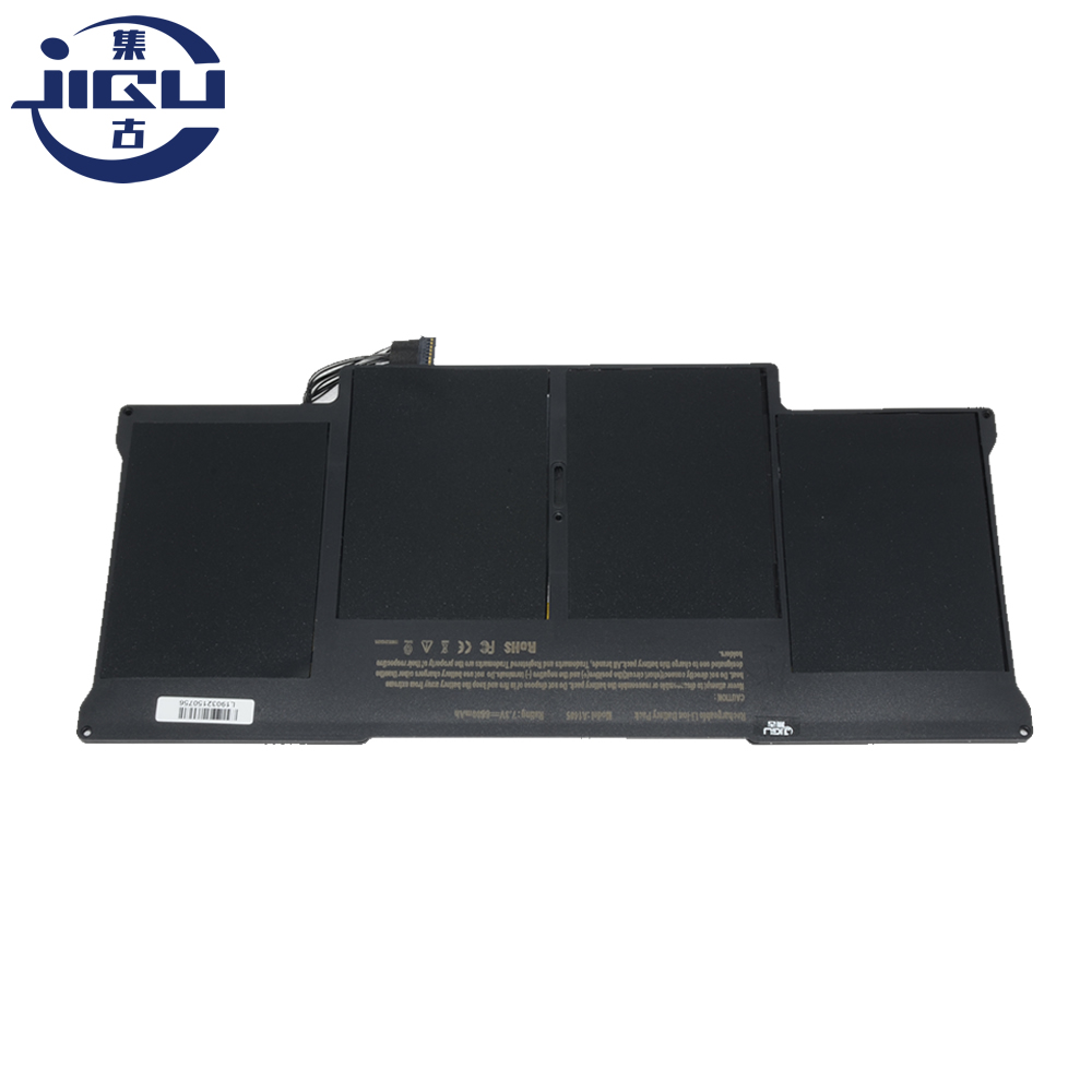 JIGU 7.3V NEW A1377 <font><b>Battery</b></font> Laptop For Apple Macbook Air 13