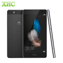 4G LTE Original Huawei P8 Lite ALE-UL00 5.0'' Android 5.0 Smart Phone Hisilicon Kirin 620 OctaCore 1.2GHz ROM 16GB RAM 2GB WCDMA