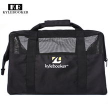 Outdoor Gym Bag Fishing Hunting Wader Bag Chest Waders and Wading Boots shoes Storage Bag hand