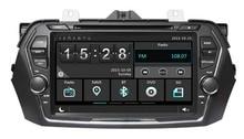 Car dvd Player for Suzuki ALIVIO/Keietsu/CIAZ 1080P/DVR/3G/WIFI/TPMS/GPS/RADIO/bluetooth/navi Citroen C-Crosser Peugeot 4007