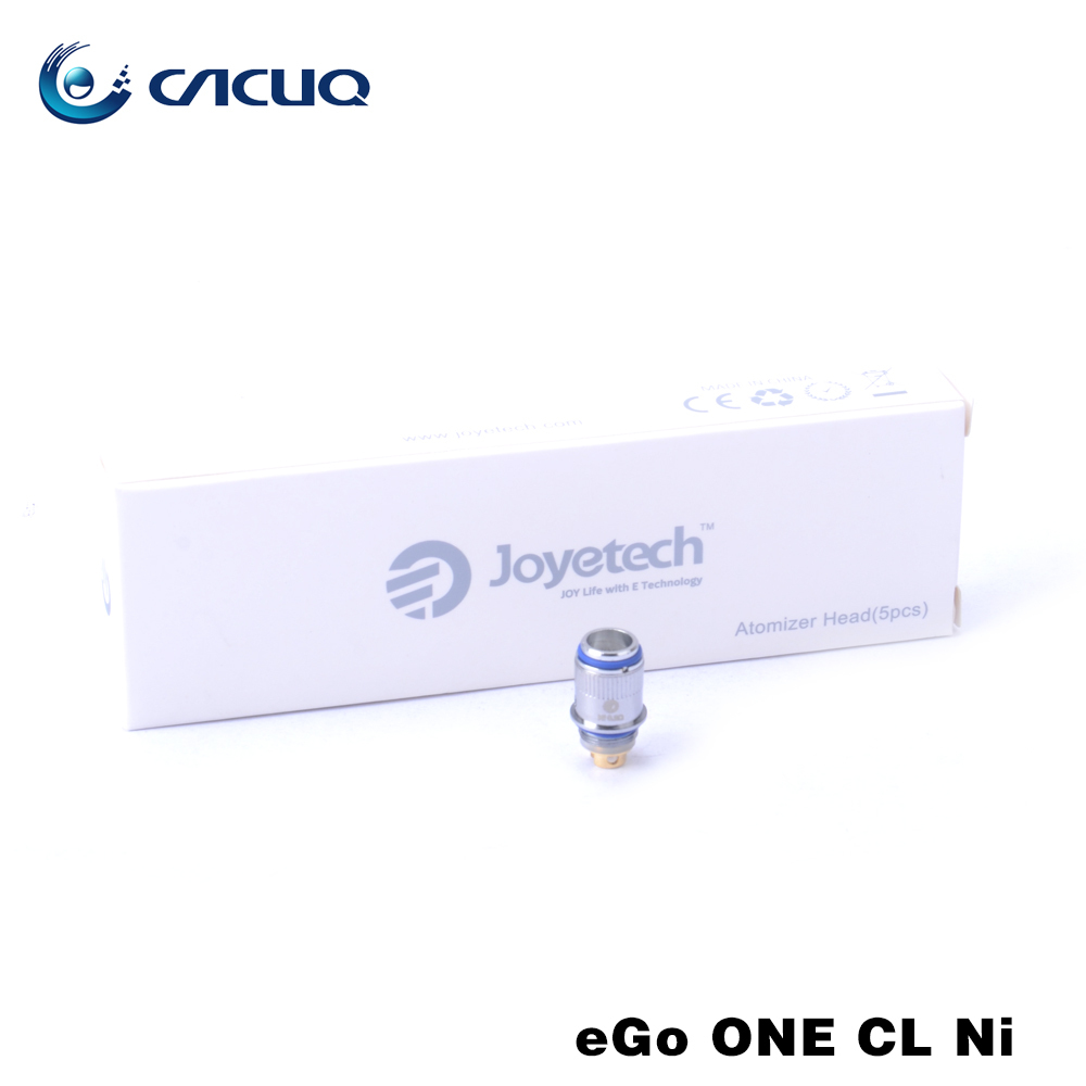 Russian Stock 10pcs/lot! Original Joyetech ego one CL Ni 0.2ohm ego one Ni coil for evic vt/evic vtc mini ego one/ego one mega