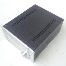 2607B Aluminum enclosure Preamp chassis Power amplifier case/box size 260*70*311mm