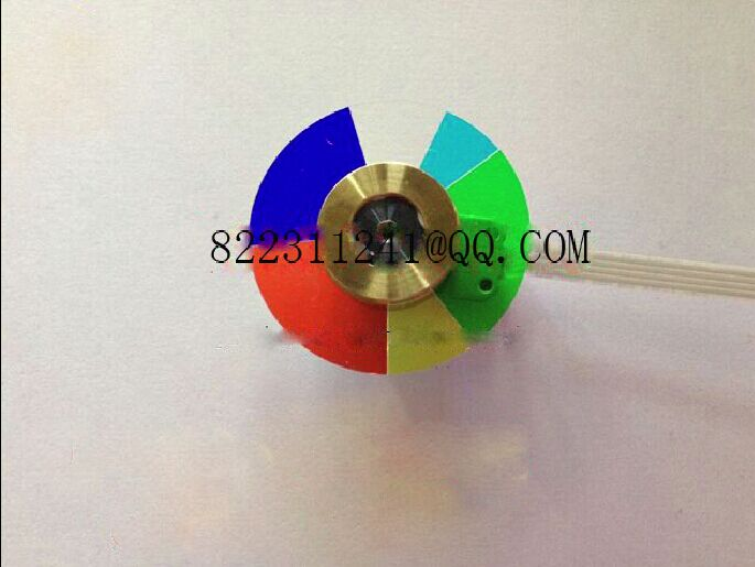 NEW Original Projector Color Wheel for Optoma DP7255  Projector Color WheelNEW Original Projector Color Wheel for Optoma DP7255  Projector Color Wheel
