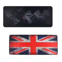 Viviration Gaming Mouse Pad Computer Mousepad Large Gamer Anti-slip Natural Rubber 900x400x2mm Mat Pads For DOTA CS GO Overwatch