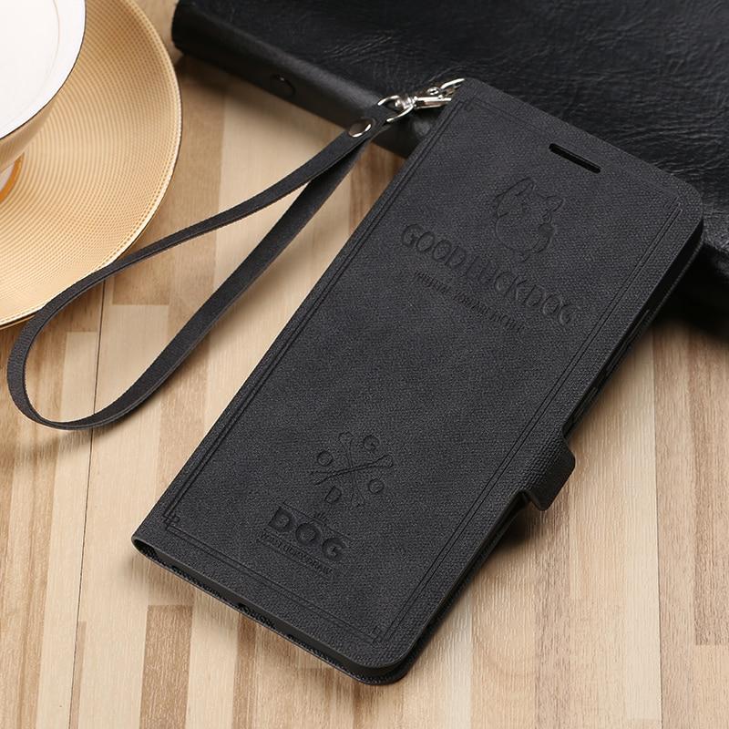 Cartoon Magnetic Case For Xiaomi Mi A2 Lite Redmi 6a 6 Pro Note 5 7 Pro Case Flip Leather Phone Cases On Mi 9 Se Mi Max 3
