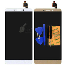 White Gold LCD+TP for Letv One Le 1 X600 5.5″ LCD Display+Touch Screen Digitizer Assembly Replacement Parts Free Shipping+Tools