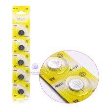 Bateria para Relógio 5 Pçs e lote Cr1220 Dl1220 Lm1220 Ecr1220 Kcr1220 Br1220 Botão Celular Coin PCS Bateria Marca Xinlu.