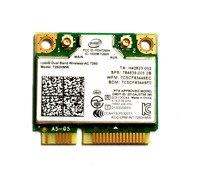 867Mb Wireless AC 7260 7260HMW 802 11AC Dual Band BT4 0 PCIe Half Mini WiFi Card