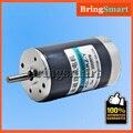 38SRZ-Y DC 12Volt Gear Motor 2000-5000RPM 24V DC Permanent Magnet Motor 10W Adjustable Speed Reversible Electric Engine