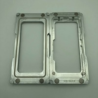 For XS MAX clamping mold for Phone xs max 6.5inch glass frame press holding mold clamp mold cracked glass frame lcd screen Phone Repair Tool Sets    -
