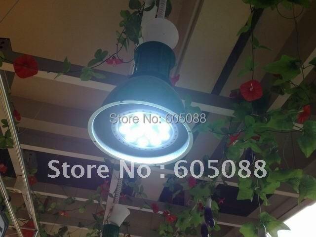 E27 9 Вт PAR38 светодиодные лампы 2000 К Золотой теплый белого цвета epistar чипы, светодиодные Spotlight AC85-265V жизни> 50, 000hrs ce& rohs 6 шт./лот