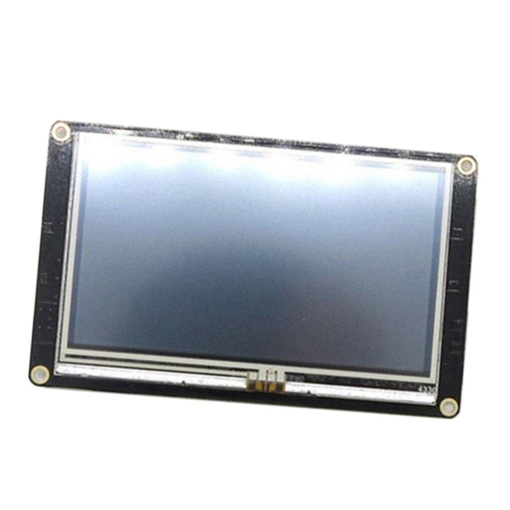 Ecran tactile HMI amélioré pour framboise Arduino Pi (4.3 '') NX4827K043