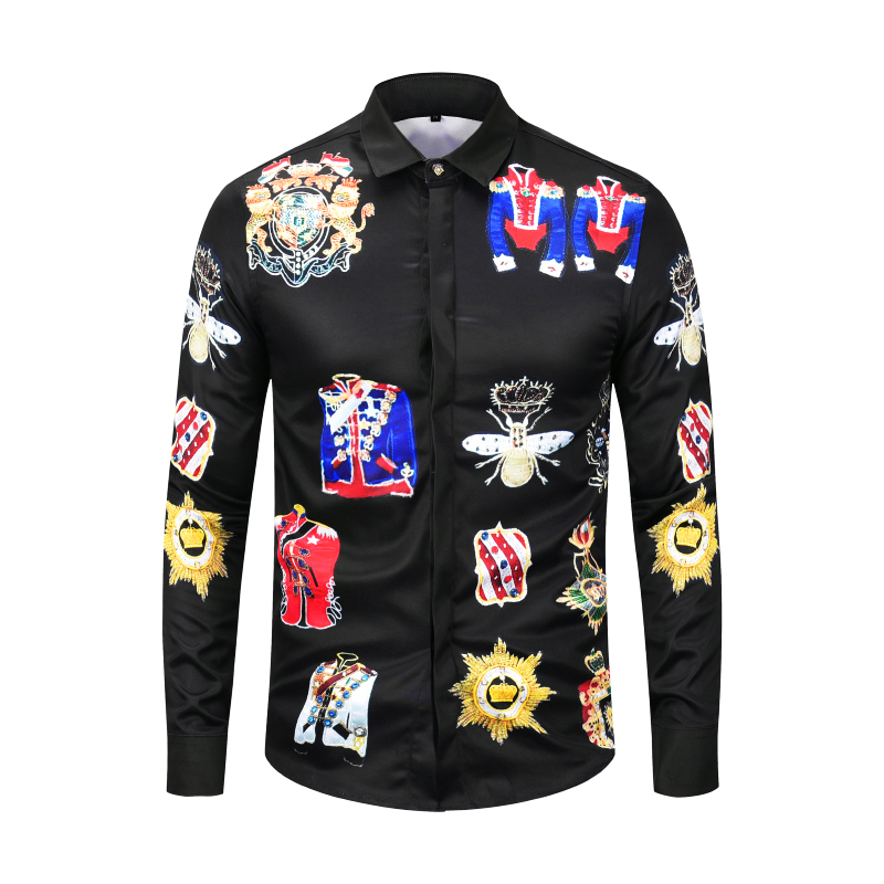 b7dbf400d43d9 2019-Hommes-Fantaisie-Chemises-Nouvelle-D-t-Chemise -de-printemps-Homme-femme-Streetwear-Slim-Fit-Chemise.jpg