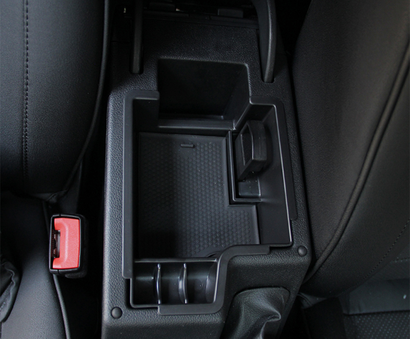 Central Storage Organizer Armrest Container Box FitFor Ford Explorer 2016-2018