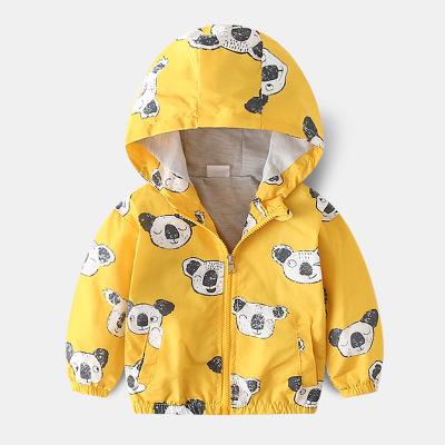 VIDMID new Baby Boys jackets cartoon Hoodies Clothes Children's cotton boys windproof Sweater Kids coats jackets Tops 7054 01