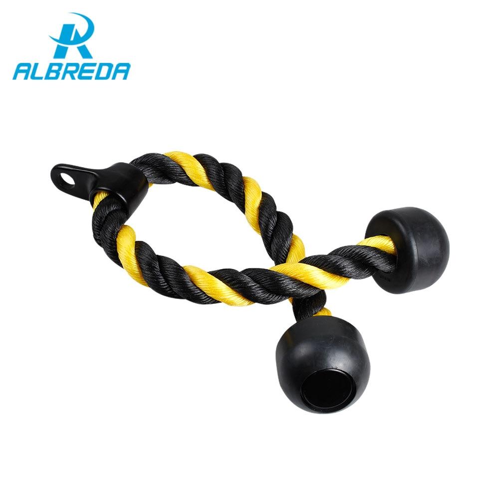 ALBREDA Resistance Bands Training Fitness Equipment Training belt Band for Body Shaping Exercise straps sport Training Rope