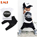 New 2016 Baby Boys Girls Clothing Sets 1-3Yrs Boys Clothes Girls Clothes Fashion Kids Suits Brand Cotton Children Clothing Sets
