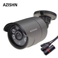 IP Camera H 264 FULL HD 1080P 2 0 Megapixel Onvif HI3518E 6IR Surveillance Metal