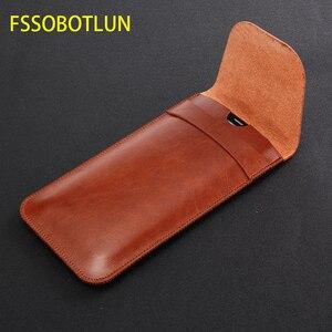 Image 3 - FSSOBOTLUN, pour Samsung Galaxy s8 s9 + note10 + NOTE 9 note 8 pochette étui fait main étui de protection complet avec couvercle