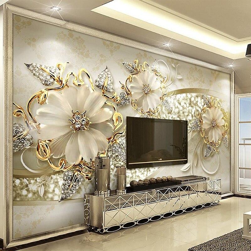 papier-peint-fleurs-relief-3d-style-europeen-papier-peint-bijoux-peinture-murale-pour-fond-d'hotel-salon-decor-luxueux