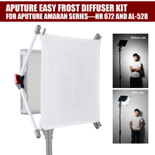 Aputure Easy Frost Diffuser kit for Aputure Amaran Serires HR672 AL-528 and Other LED Video Studio Camera Lights P0025431