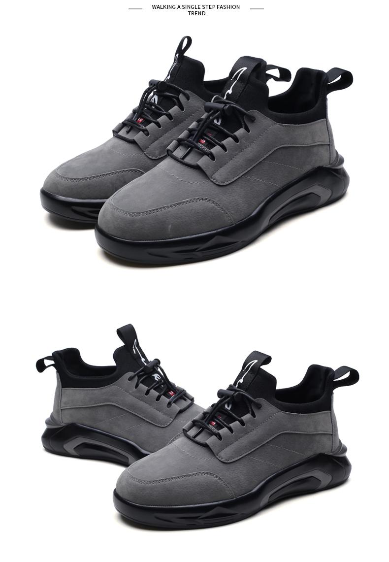 2018 Spring/Autumn Men's Vulcanize Shoes Fashion Sneakers Men Casual Shoes Flats Men Shoes Chaussure Homme Designer Sneakers 22