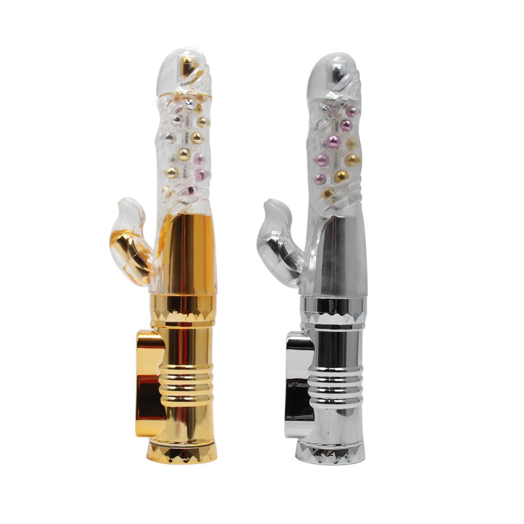 <font><b>2016</b></font> <font><b>HOT</b></font> <font><b>SALE</b></font> Gold Flexible Thrusting Dildo G-Spot Vibrator Jack Rabbit Vibrator <font><b>Sex</b></font> <font><b>Toy</b></font> <font><b>for</b></font> <font><b>Women</b></font> Vibration Massager <font><b>Adult</b></font> <font><b>Toy</b></font>