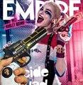 Batman DC Comic Esquadrão Suicida Harley Quinn Traje Cosplay Prop Arma Acessórios