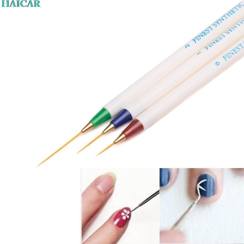 Nail Bruehes 6PCS Nail Art Design Set Dotting Painting