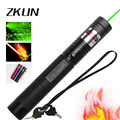 High Quality 8000-10000 Meters Long distance High Power Green 303 Laser Pointer Powerful hunting Laser  bore Sighter no Battery
