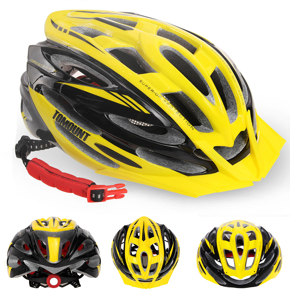 USA Mountain Bicycle Helmet MTB Road Cycling Bike Sports Safety Helmet Unisex