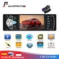 Автомагнитола AMPrime 1Din, mp3-плеер, автомагнитола, аудио, стерео, USB, AUX, FM, радиостанция, Bluetooth, с камерой заднего вида, дистанционным управлением
