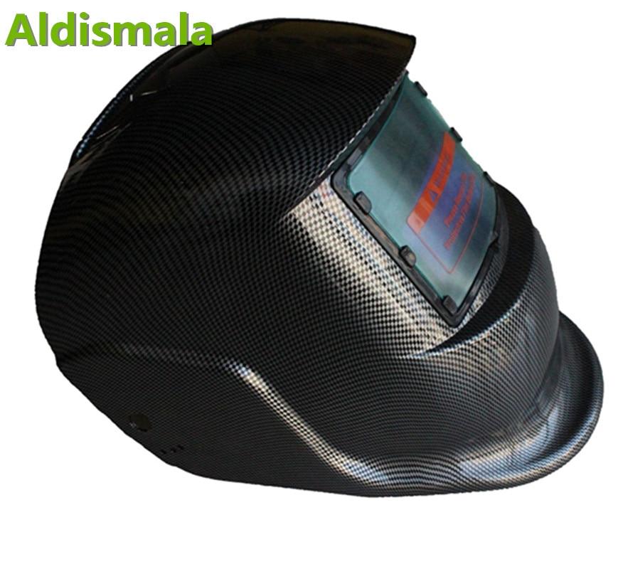 Aldismala 2019 NEW Welding Helmet Top Optical Class 1111 Full Shade Range 3-13 for TIG MIG SMAW Plasma Grinding Welding Mask Price $29.11