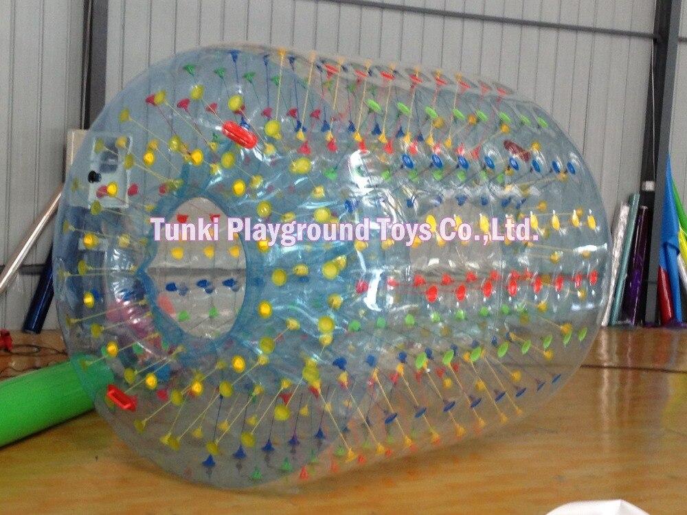 water entertainment rolling balls