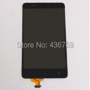 LCD Display Touch Screen Digitizer Assembly For HTC Desire 400 One SU T528w Panel front outer Glass Lens black