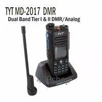 بيع المنتج tyt MD-2017 ثنائي الموجات dmr/التناظرية 144/430 الراديو