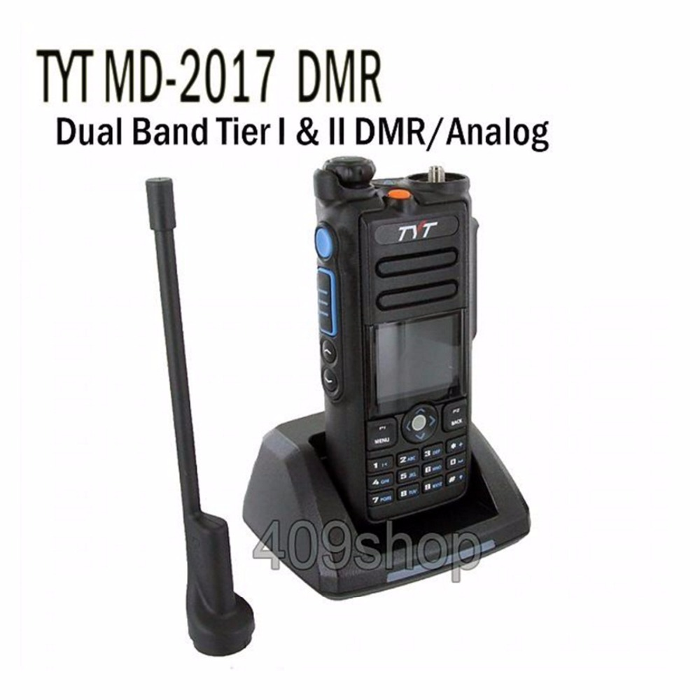 TYT MD 2017 Dual Band DMR Analog 144 430 Radio