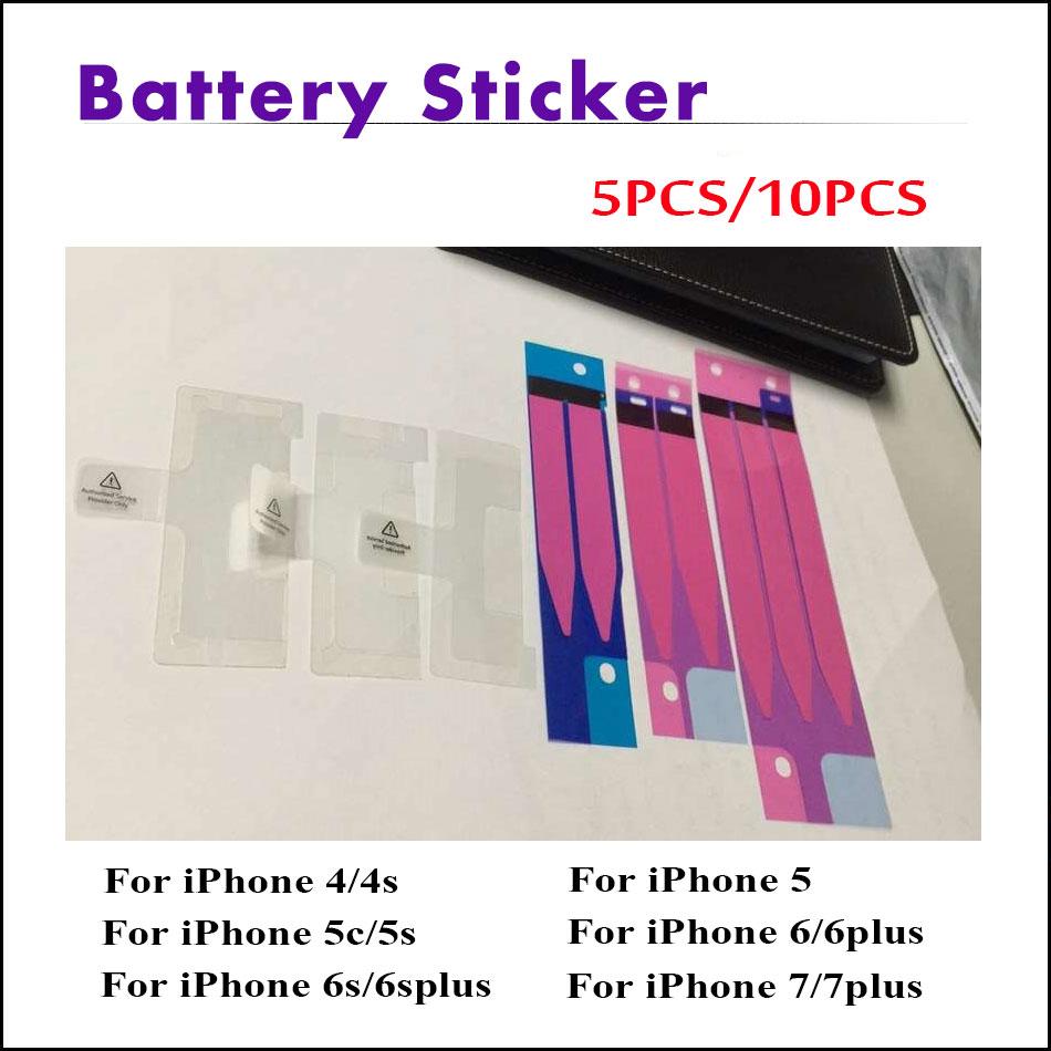 5 шт. и 10 шт. Батарея Стикеры клей Потяните газа <font><b>Tab</b></font> клей для iphone 8,8 Plus, 7,7 плюс, 6,6 плюс 6 S, 6 S Plus, 5, 5C, 5S, 4, 4S DIY