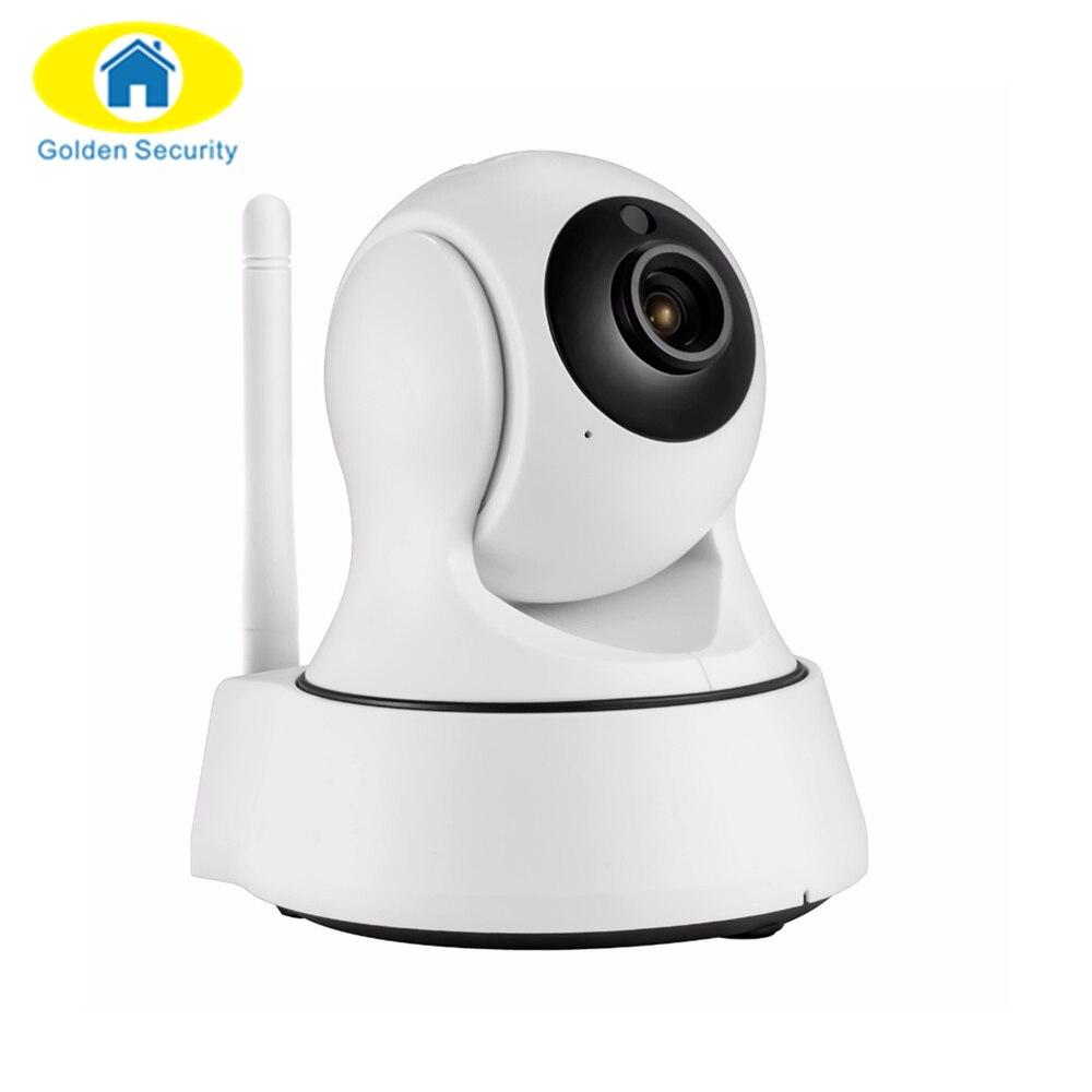 bilder für Golden Security E6812 Wireless IP Ccmaera 720 P HD Home Security Wifi Babyphone IR Nachtsicht überwachungskamera